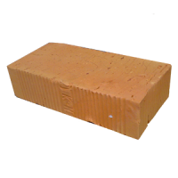 Кирпич керамический одинарный полнотелый М150 (250х120х65) ГОСТ530-2007 (400шт) Кострома