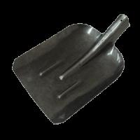 Лопата совковая (рельсовая сталь) без черенка